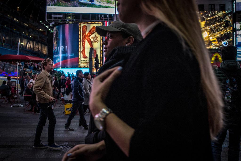 Times Square No. 2.