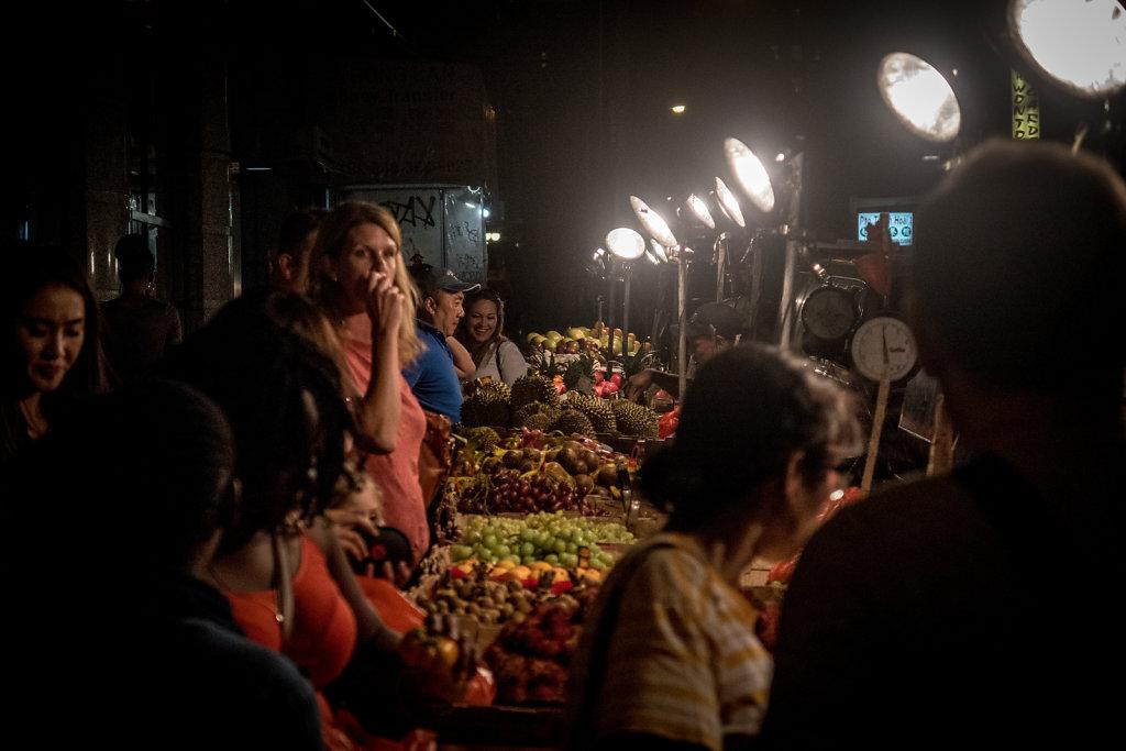 Night Market, Chinatown.